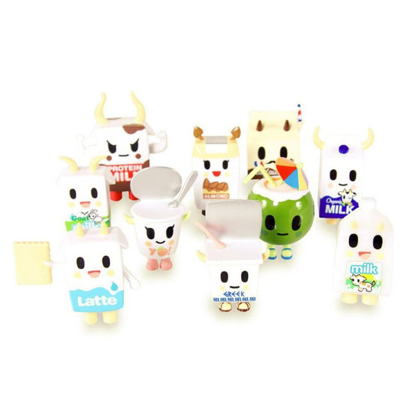 Moofia Series 2 Blind Box Toy Figures By Tokidoki