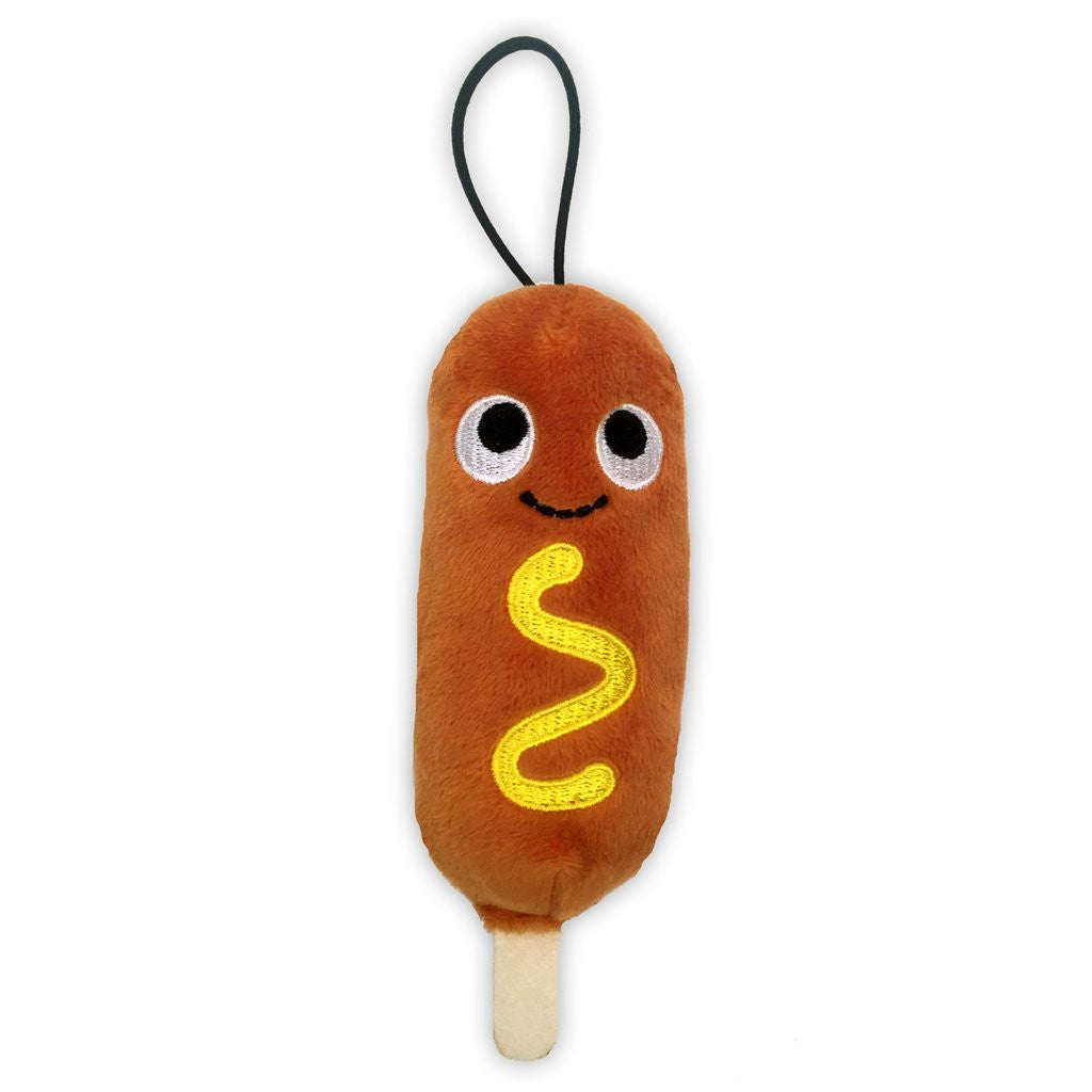 Yummy World Cornelius Corn Dog 4-inch Plush