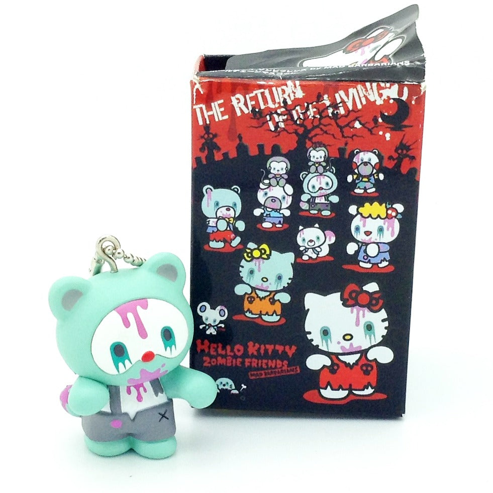 Hello Kitty Zombie Friends - Zombie Bear Green