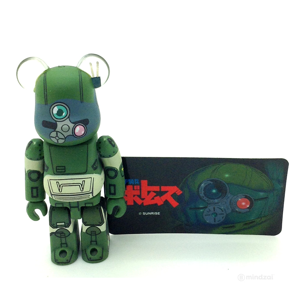Bearbrick Series 35 - Armored Trooper VOTOMS (SF)