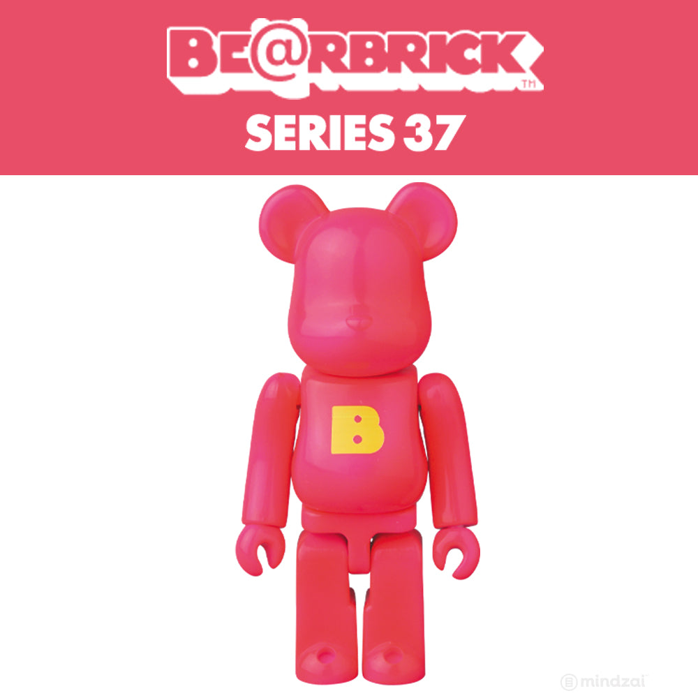 Bearbrick Series 37 - Single Blind Box by Medicom Toy
