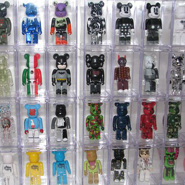 Clear Display Case for Kubrick & Bearbrick - Mindzai  - 1