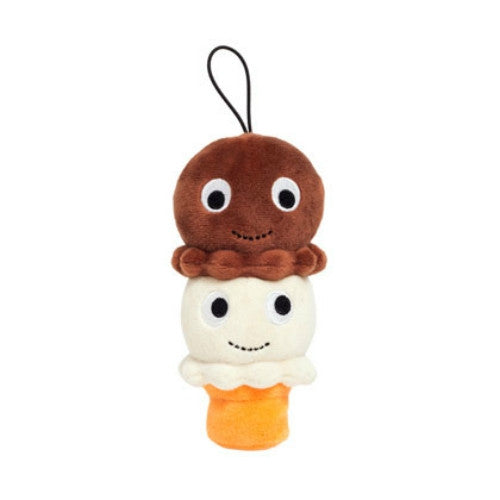 "Yummy World 4"" Double Scoop Small Plush by Heidi Kenny x kidrobot - Mindzai"