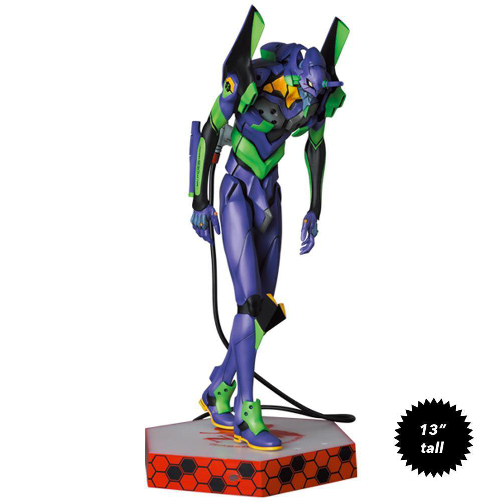 *Pre-order*  Evangelion Unit 1 (New Painted Version) Vinyl Collectible Doll by Medicom Toy