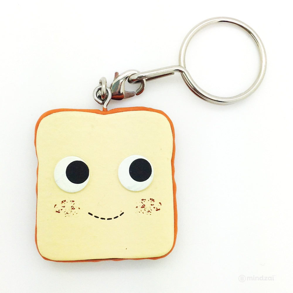 Yummy World Sweet and Savory Blind Bag Keychain Series - Gary Grilled Cheese