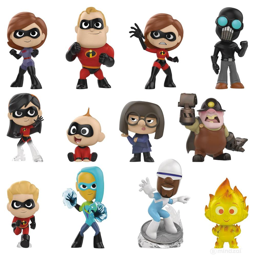Incredibles 2 Mystery Minis Blind Box by Funko