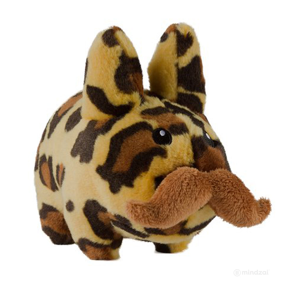 Leopard Happy Labbit 7 inch Plush by Kidrobot