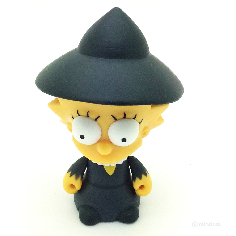 Kidrobot x The Simpsons Treehouse of Horror Mini Series: Witch Lisa Simpson