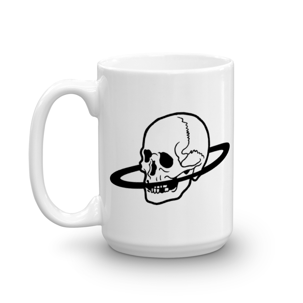Feels Like Death Mug by Paul Jackson