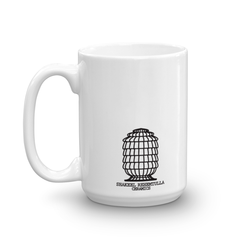 Coffee Mug by Shakeel Rehemtulla