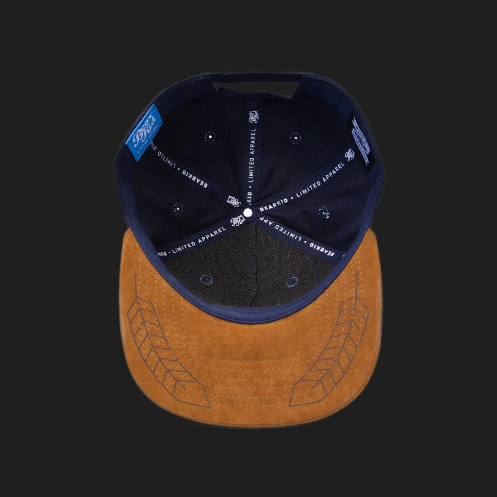MTNS Snapback by Bear Kid - Mindzai  - 1
