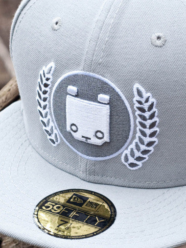 BRKD x NE Light Grey Cap - Mindzai  - 1