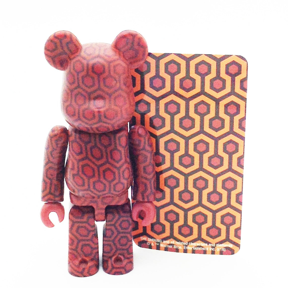 Bearbrick Series 33 - Pattern (The Shining)