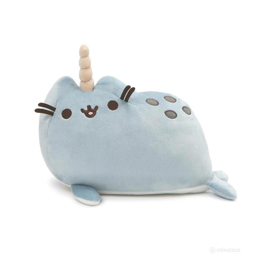 "Pusheen Narwhal 13"" Plush by Gund"