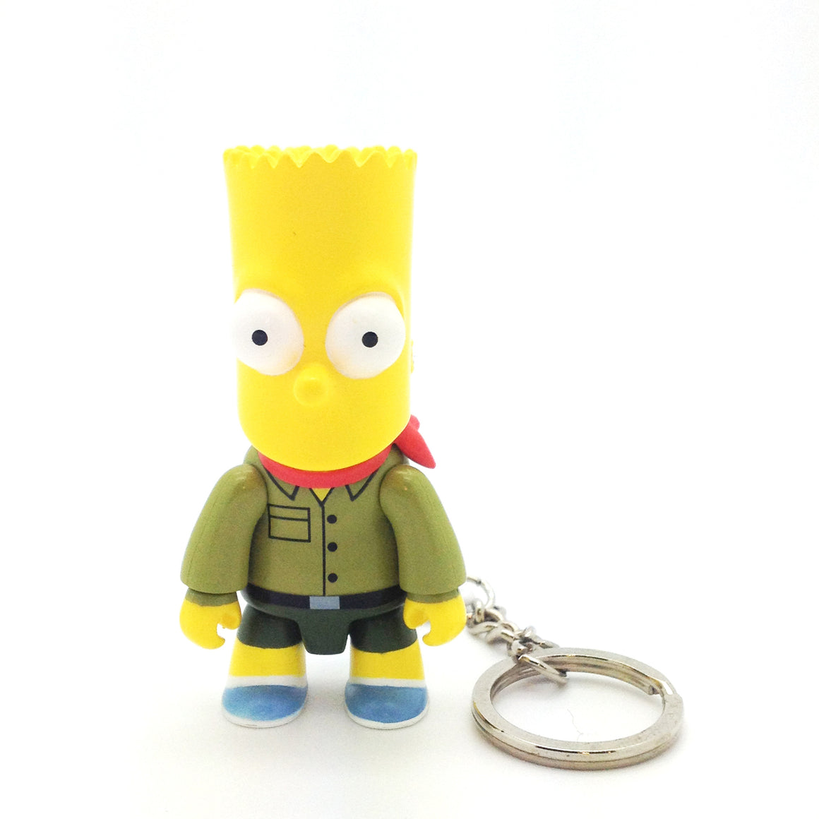 Bart Simpson Qee Series 2 - Scout Bart - Mindzai