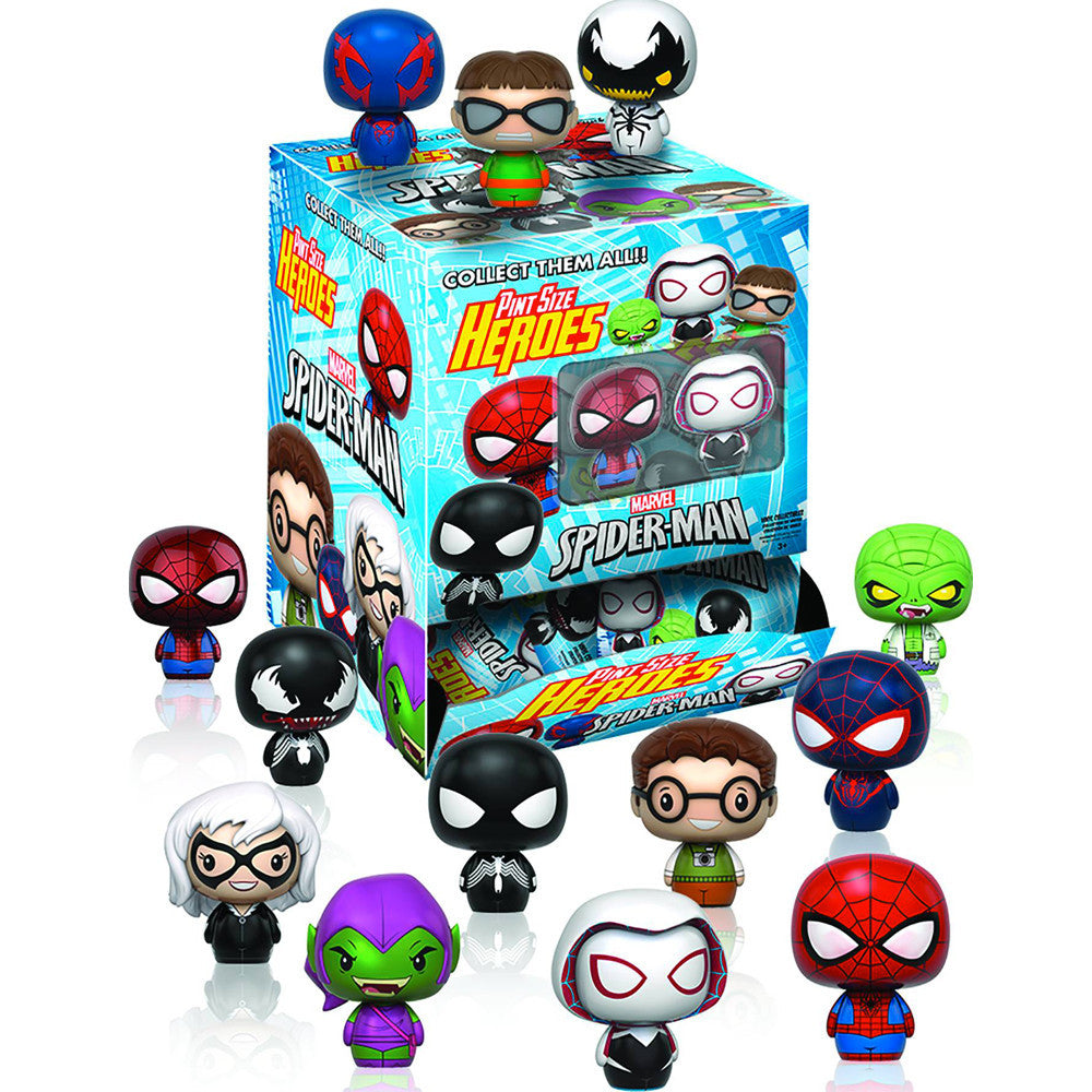 Spiderman Marvel Pint Sized Heroes Blind Bag