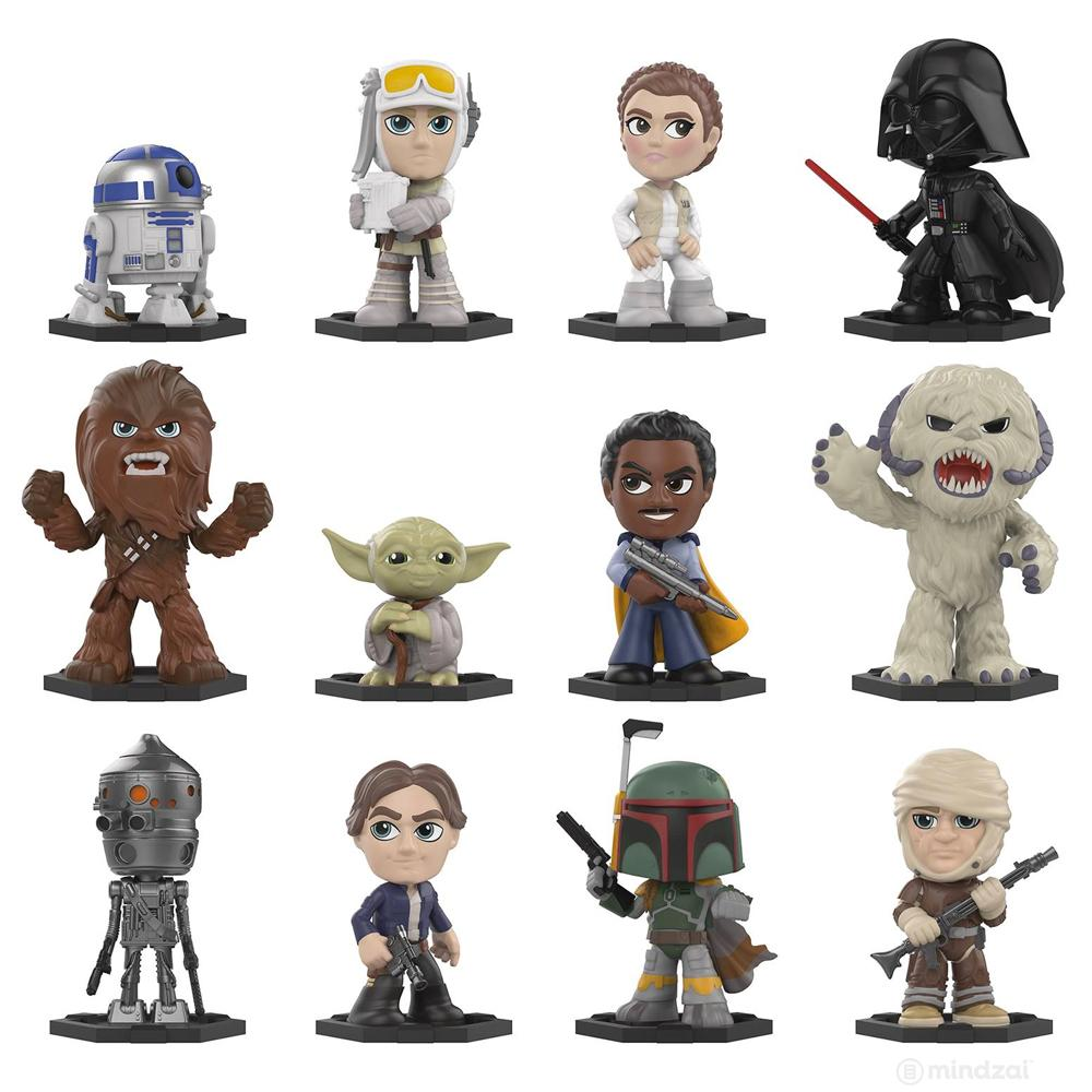Star Wars Emperor Strikes Back Mystery Minis Blind Box by Funko