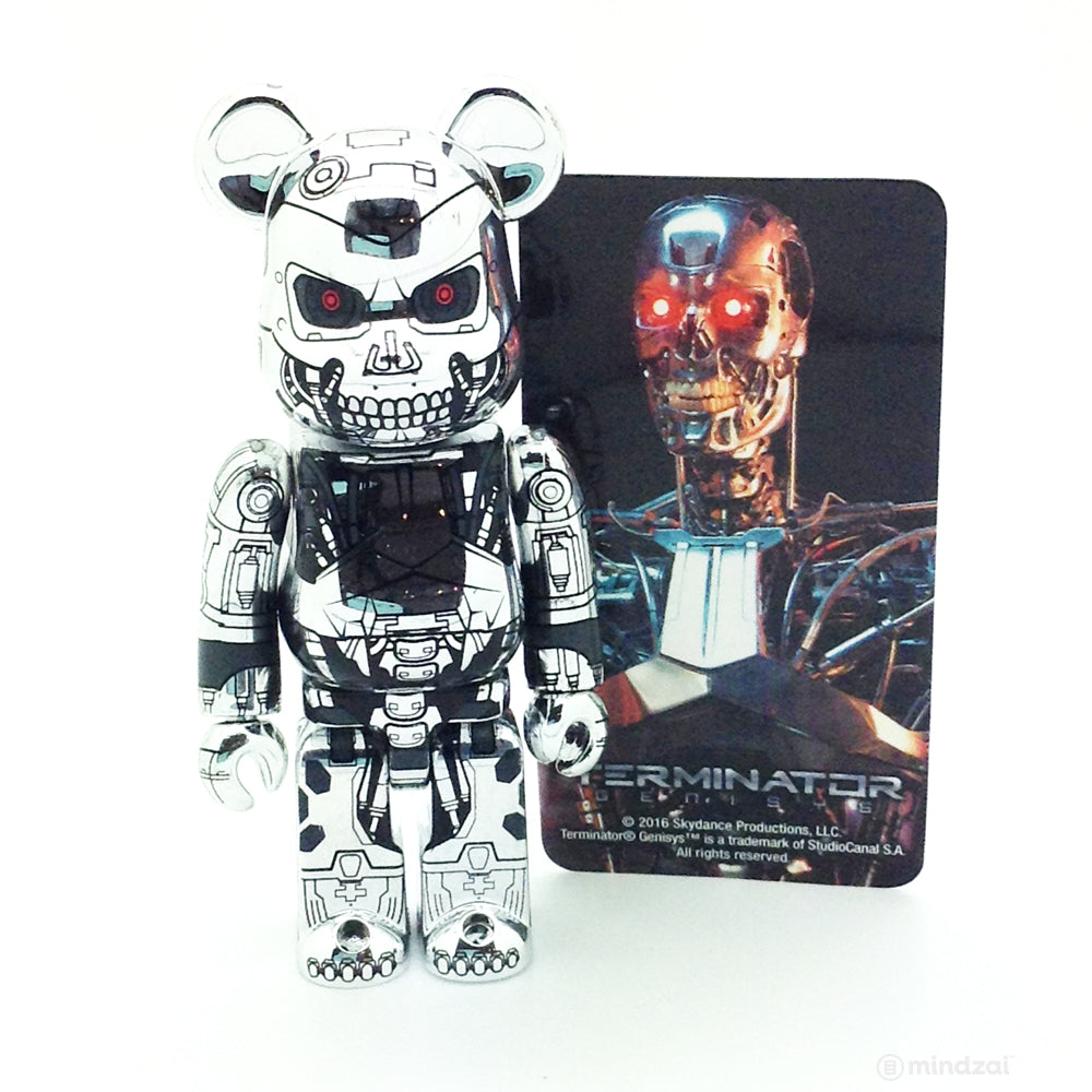Bearbrick Series 32 -  Terminator (SF)