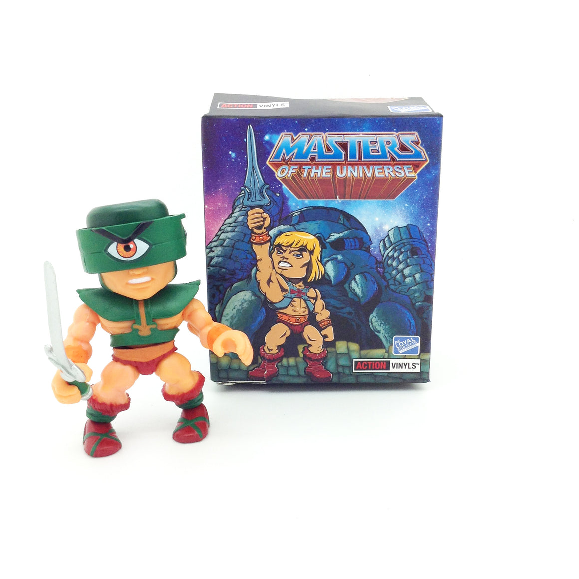 Masters of the Universe Blind Box - Tri-Klops