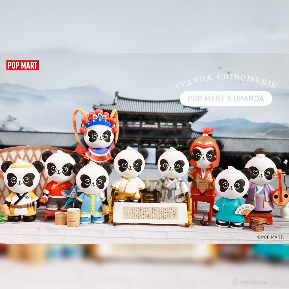 UPANDA Chinoiserie Blind Box Series by UPANDA  x POP MART