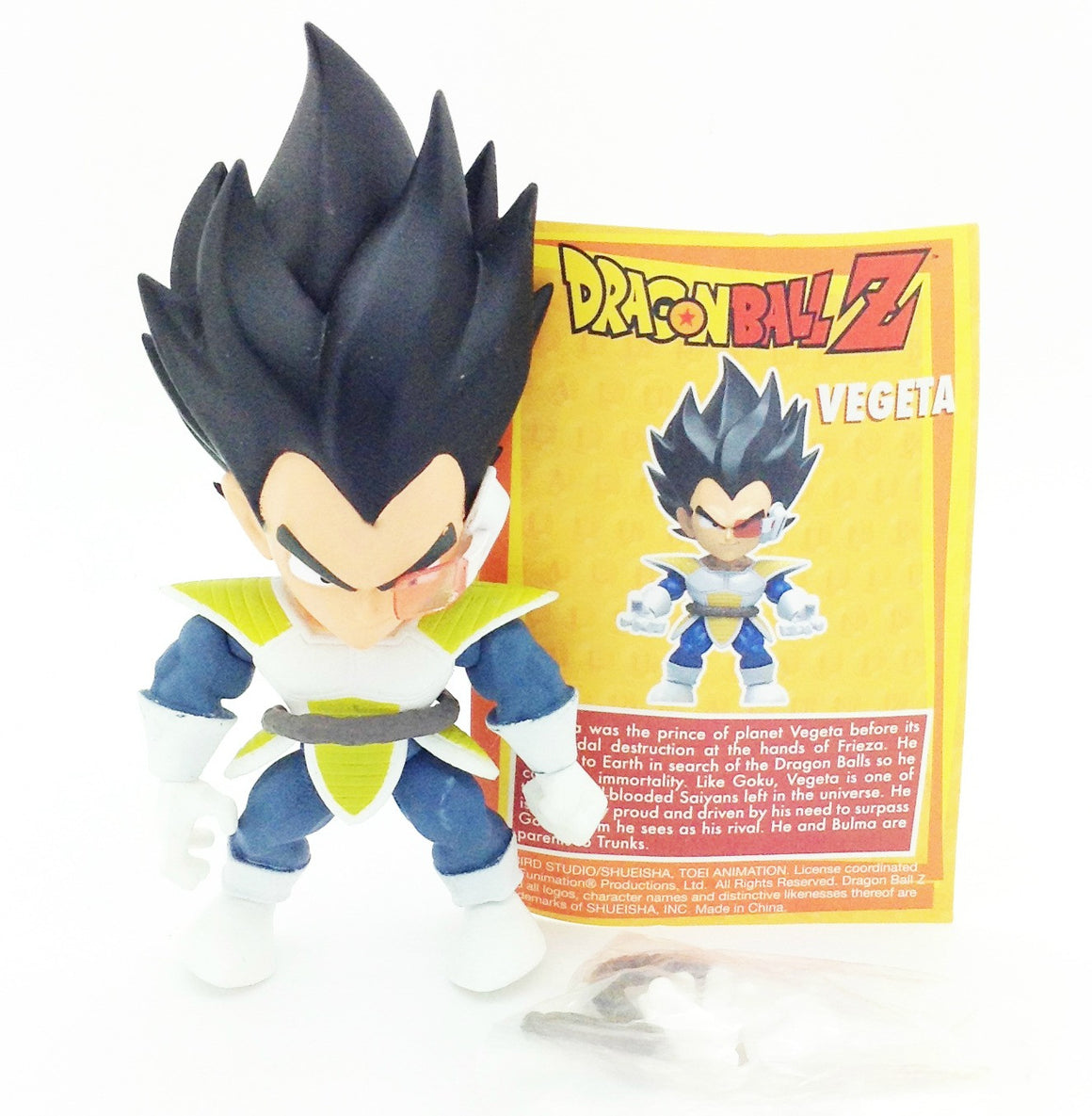 Dragon Ball Z Action Vinyls Blind Box Minis - Vegeta