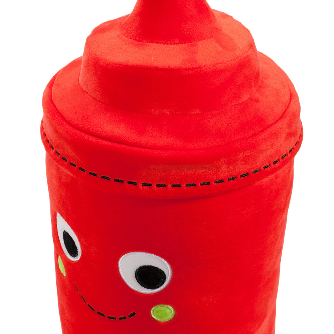 Yummy World Karl Ketchup 16-inch Plush Toy by Heidi Kenney x Kidrobot - Special Order - Mindzai  - 1