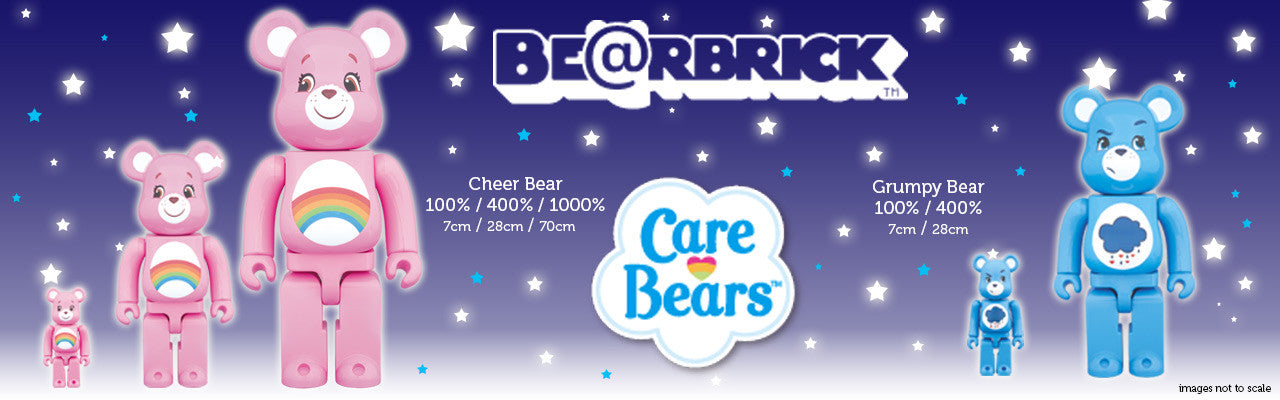 Care Bears Bearbrick