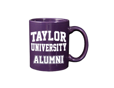 RFSJ Ceramic Alumni Mug, Purple