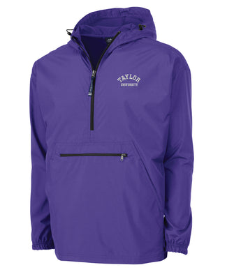 Charles River Pack-n-Go Pullover, Purple