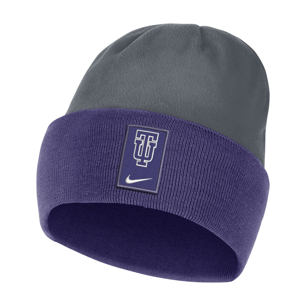Nike Sideline Dri-Fit Beanie, Purple