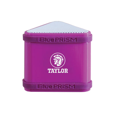 Sound Prism Bluetooth Speaker, Purple