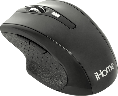 Tech Ihome Precision Wireless Mouse, Black