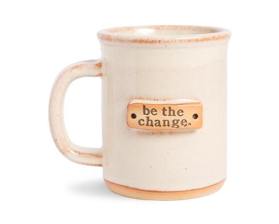 MudLOVE Mug, Light Shino