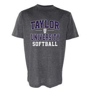 Name Drop Tee, Softball