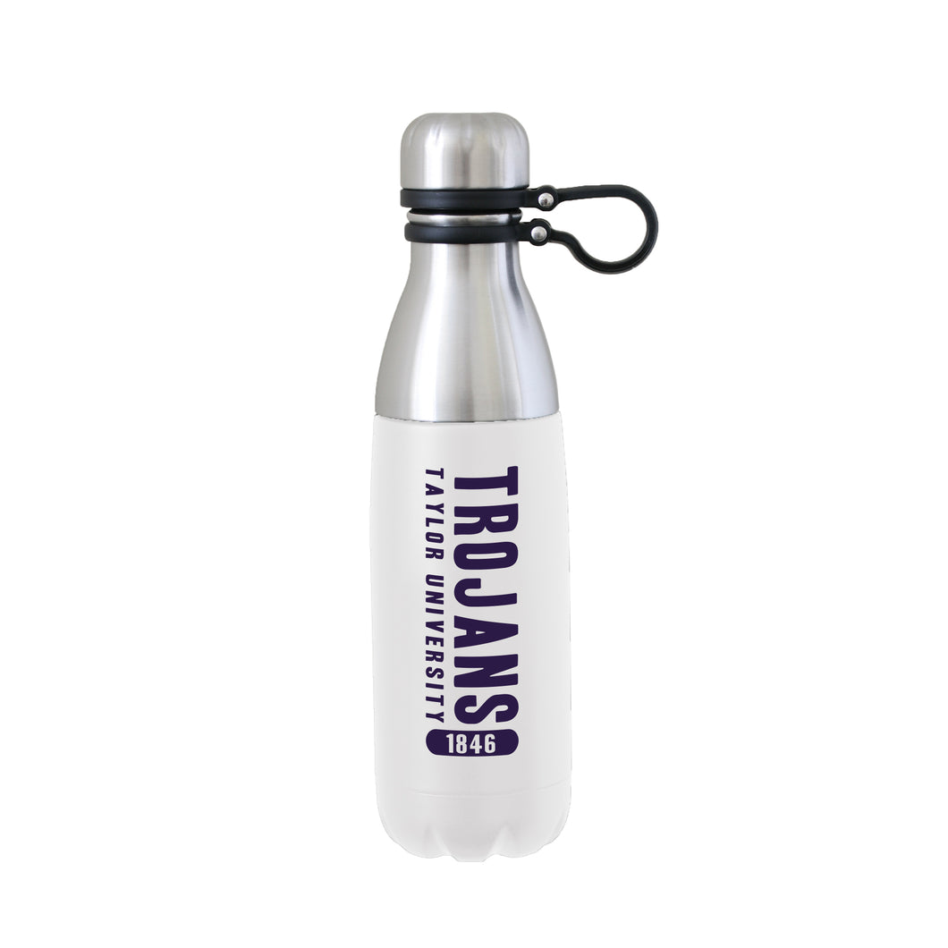 Spirit H2GO SYNC Sport Bottle, White