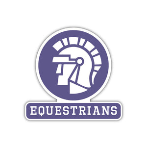 Equestrians Decal - M22