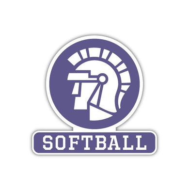 Softball Decal - M11