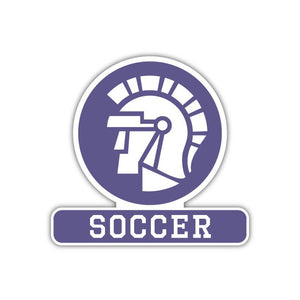 Soccer Decal - M10