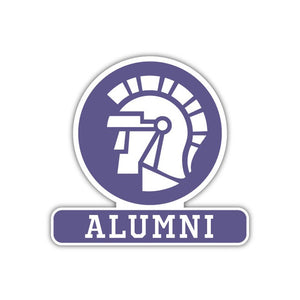 Alumni Decal - M3