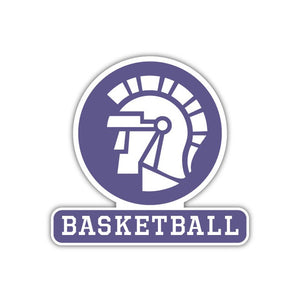 Basketball Decal - M8