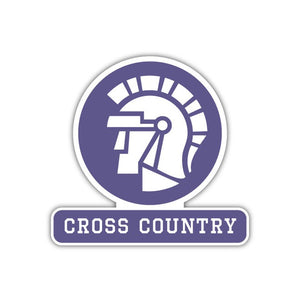 Cross Country Decal - M16