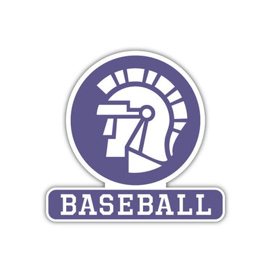 Baseball Decal - M7