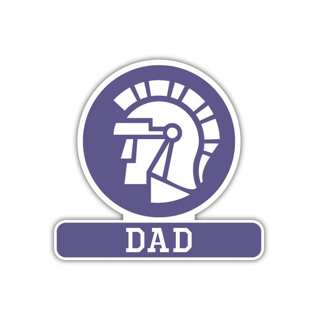 Dad Decal - M2