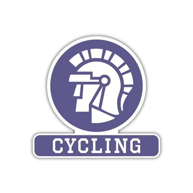 Cycling Decal - M27
