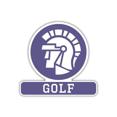 Golf Decal - M13