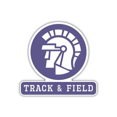 Track & Field Decal - M15