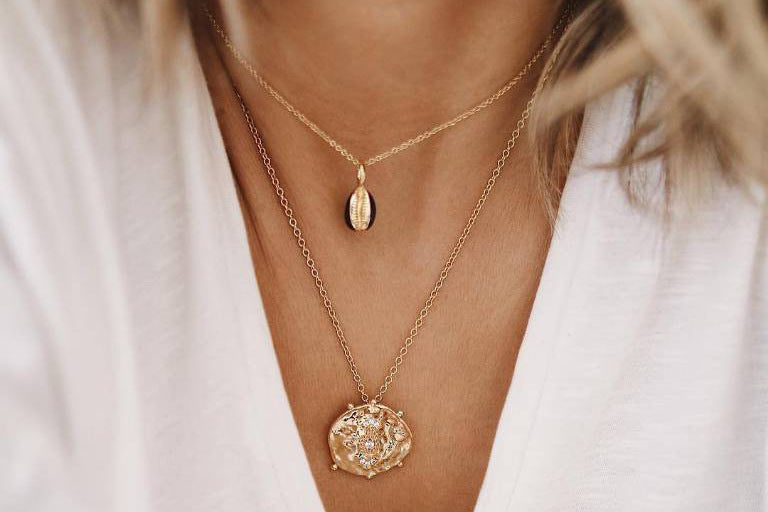 Neveah Layer Necklace