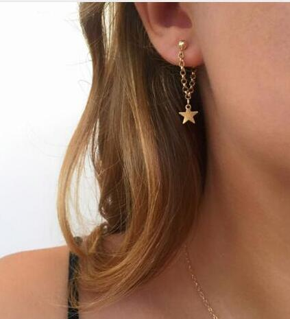 Ariana Star Earrings