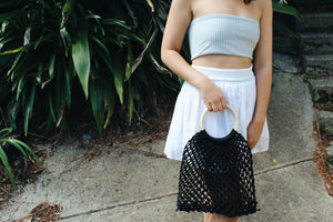 Rosabel Crochet Summer Bag