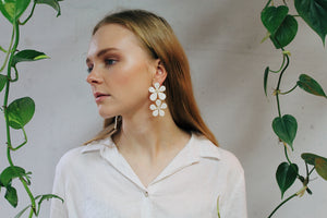 Eloise Flower Earrings